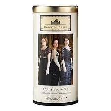 downton abbey premium english rose tea bags no caffeine 36 tea bags