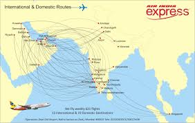 Ocean Center Seating Chart Express Route Map And Schedule Air India Express