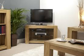 Oak Furniture Living Room Pemberton Solid Oak Living Room Furniture Corner Television