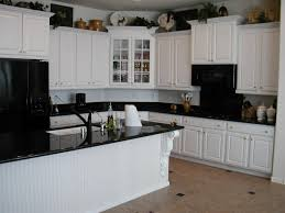 6 nice kitchen design white cabinets black appliances