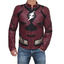 justice league the flash jacket