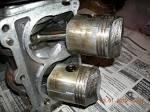 Ремонт лодочных мотора ветерок своими руками 147