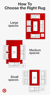 Find The Perfect Area Rug Placement With A Rug Size Guide