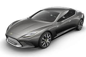 Lotus Enthusiast » Lotus Eterne sedan unveiled in Paris