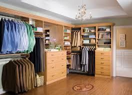 Master Bedroom Closet Organization Appealing Large Walk In Closet Designs With Calm Valet Hanger Rods