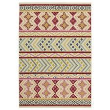 capel rugs genevieve gorder aster kelim blush woven rug lovely capelrugs