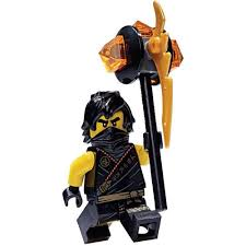 LEGO Ninjago: Cole Sleeveless Rebooted Legacy