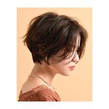 初ショートは前髪長めショートヘアがチャレンジしやすい 美容室