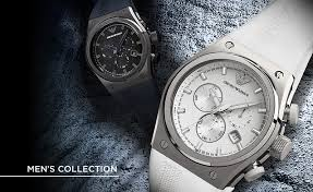watches emporio armani® official site sophisticated sleek men s watches
