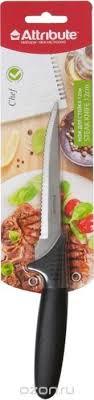 """<b>Нож для стейка Attribute</b> Knife """"Chef"""", длина лезвия 12 см"""