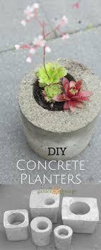 Big Concrete Planters Best 25 Concrete Molds Ideas On Pinterest Concrete Planters