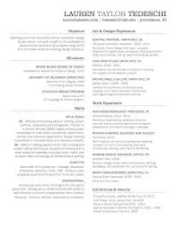 Mock Resume Sample Objectives For Highschool Students Mockup