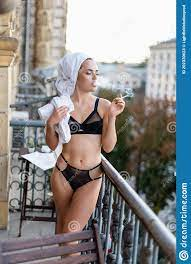 Sexy Women Smoking Cigarettes