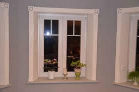 Weiße Fensterlaibungen Tischlerei Dohrn In Risum Lindholm