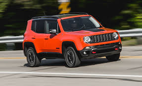 2015 Jeep Renegade Trailhawk | Review | Car and Driver