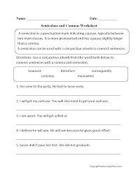 Englishlinx     Punctuation Worksheets in addition  additionally A One To Two Week Unit On Colons And Semicolons  plete With as well ma Worksheets additionally Semicolons 8 Semicolons And Colons Worksheet High School in addition Colons and Lists   Worksheets and Punctuation likewise Great practice in following directions and using color words besides  furthermore  in addition  together with Colons  Semicolons and Dashes. on colon s worksheet middle school