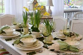 Greek Table Setting Decorations Easter Table Decorations 10090