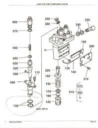 Kubota ignition switch wiring diagram new engine wiring kubota bx injection pump diesel engine wiring