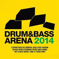 Drum Bass Arena 2014 From Drum Bassarena On Beatport