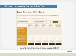 Loan Calculator College Calculate College Loan Payment Andone Brianstern Co