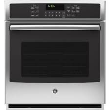 best smart ge profile 27 in single electric smart wall oven