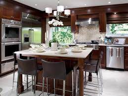 Kitchens With Islands White Kitchen Islands Pictures Ideas Tips From Hgtv Hgtv