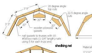 Enter Image Description Here  Gibourdelle Idea  Pinterest Gambrel Roof Plans