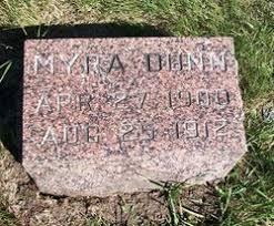 Myra Dunn (1900-1912) - Find A Grave Memorial