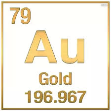 What Is The Periodic Symbol For Gold Quora