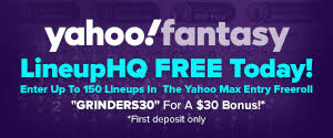 Rotogrinders The Daily Fantasy Sports Authority