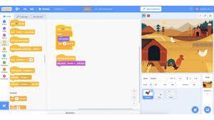 Beta-Version von Scratch 3: HTML5 und WebGL statt Flash | heise online
