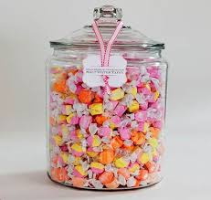 Decorated Candy Jars DECORATE YOUR DORM a guide to making your new Crane Canopy 42