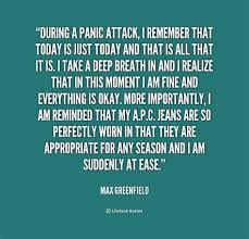 Panic Attack Quotes Magnificent Anxiety Attack Funny Quotes Tops Quotes About Panic S Google Search