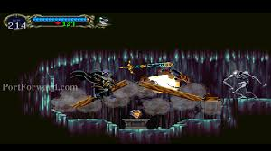 Wooden Bridge Game Castlevania Symphony of the Night A Skeleton Ape will drop down 81
