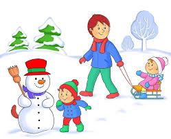 Znalezione obrazy dla zapytania zimowe zabawy