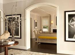 door archways with casing - for the hallway going to bedrooms.