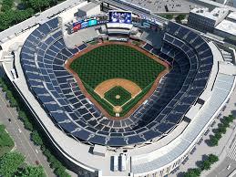Yankee Stadium Seating Chart Rows Seating Chart