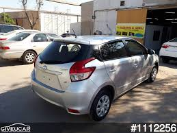 Used Toyota Yaris from Japan car exporter - 1112256 | GIVEUCAR