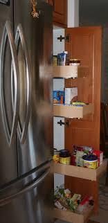 Pull out Pantry Cabinet #RhodeIslandKitchen