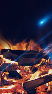 Fire Wallpaper 4k Iphone - 1242x2208 ...