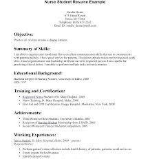 Graduate School Cv Template Resume Template For Students Keralapscgov