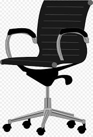 desk chair clipart. Unique Desk Office Chair Furniture Clip Art  Vector Inside Desk Chair Clipart L
