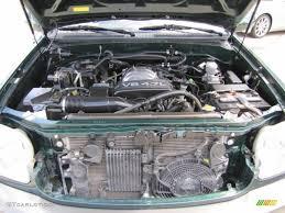2004 Toyota Sequoia SR5 4x4 4.7 Liter DOHC 32-Valve V8 Engine ...