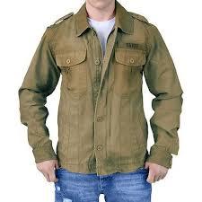 Details About Surplus Heritage Vintage Jacket Classic Rugged