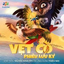 Tận hưởng mùa hè sôi động cùng loạt phim hoạt hình đáng yêu trên Truyền  hình FPT – FPT Truyền Hình
