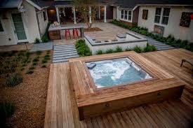 in ground jacuzzi. In Ground Jacuzzi -