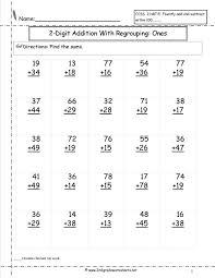 Kids. printable math sheets grade 2: Printable Addition Worksheets ...