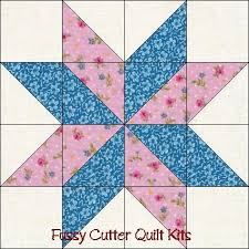 Free Easy Quilt Block Patterns | ... Points Star Pre-Cut Easy ... & Free Easy Quilt Block Patterns | ... Points Star Pre-Cut Easy Quilt Adamdwight.com