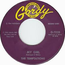Image result for Temptations My Girl  images