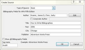 Mla In Text Citation For Website Apa Mla Chicago Automatically Format Bibliographies Word